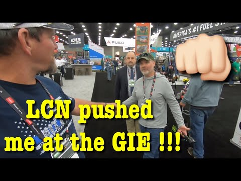I Finally Got To Meet The Lawn Care Nut - GIE EXPO 2018