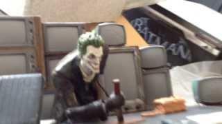 Unboxing Batman: Arkham Origins Collector