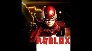 Roblox | How to create CW Flash in Super Hero Life II