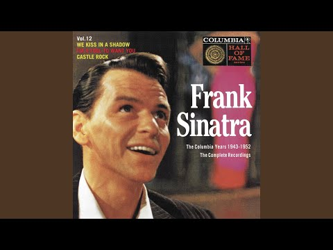 i could write a book frank sinatra