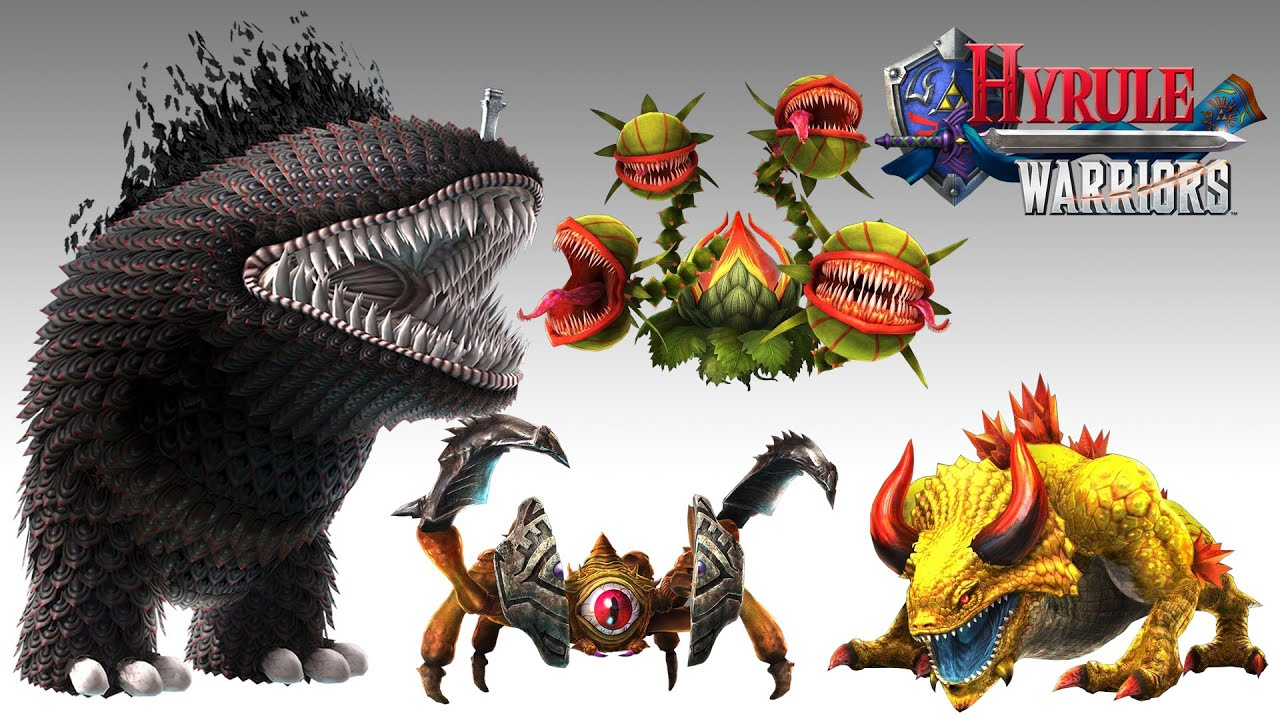 How to defeat gohma in hyrule warriors - Hyrule Warriors Bosses
