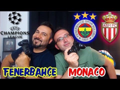 FENERBAHÇE-MONACO ŞAMPİYONLAR LİGİ MAÇI | exTReme 16