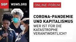 Corona-Pandemie und Kapitalismus – Wer ist für die Katastrophe verantwortlich?