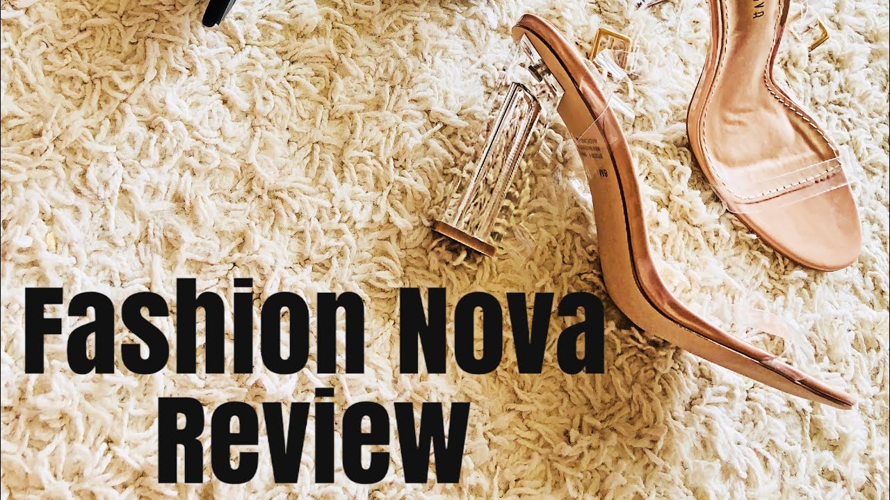 583270be850 Fashion Nova Strappy Heel try on Review 2018