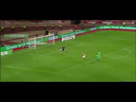 Monaco Vs Saint-Étienne (1) - 0 ( Kylian Mbappe ) 19'