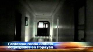 Fantasma en juzgados de Popayán Colombia