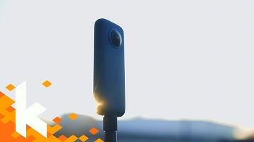 Lohnt sich eine 360° Kamera? (Insta360 One X review)