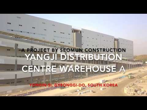 South Korea(FORTA-FERRO) - YangJi Distribution Centre Warehouse A