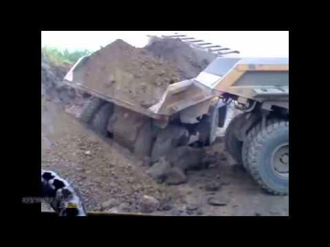 Подборка грузовых автомобилей БЕЛАЗ hd720