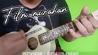 Download lagu FILM MURAHAN - ROMI & THE JAHATS (Kunci & lirik) | COVER UKULELE SENAR 3 BY EGALUH KARACI