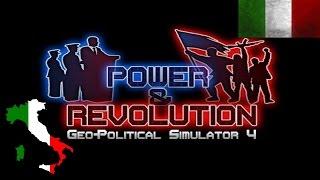 Geopolitical Simulator 4 P&R Italia: