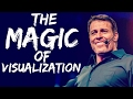 Tony Robbins: The Magic Of Visualization (Law of Attraction)