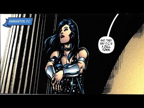 Countdown (to Final Crisis) #46 (2007)  -Video Review- Featuring Donna Troy