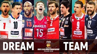 Volleyball Dream Team  | FIVB Club World Championship 2018