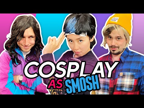 We Cosplay as