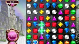 Bejeweled 3: 2 Star Gems in one Move