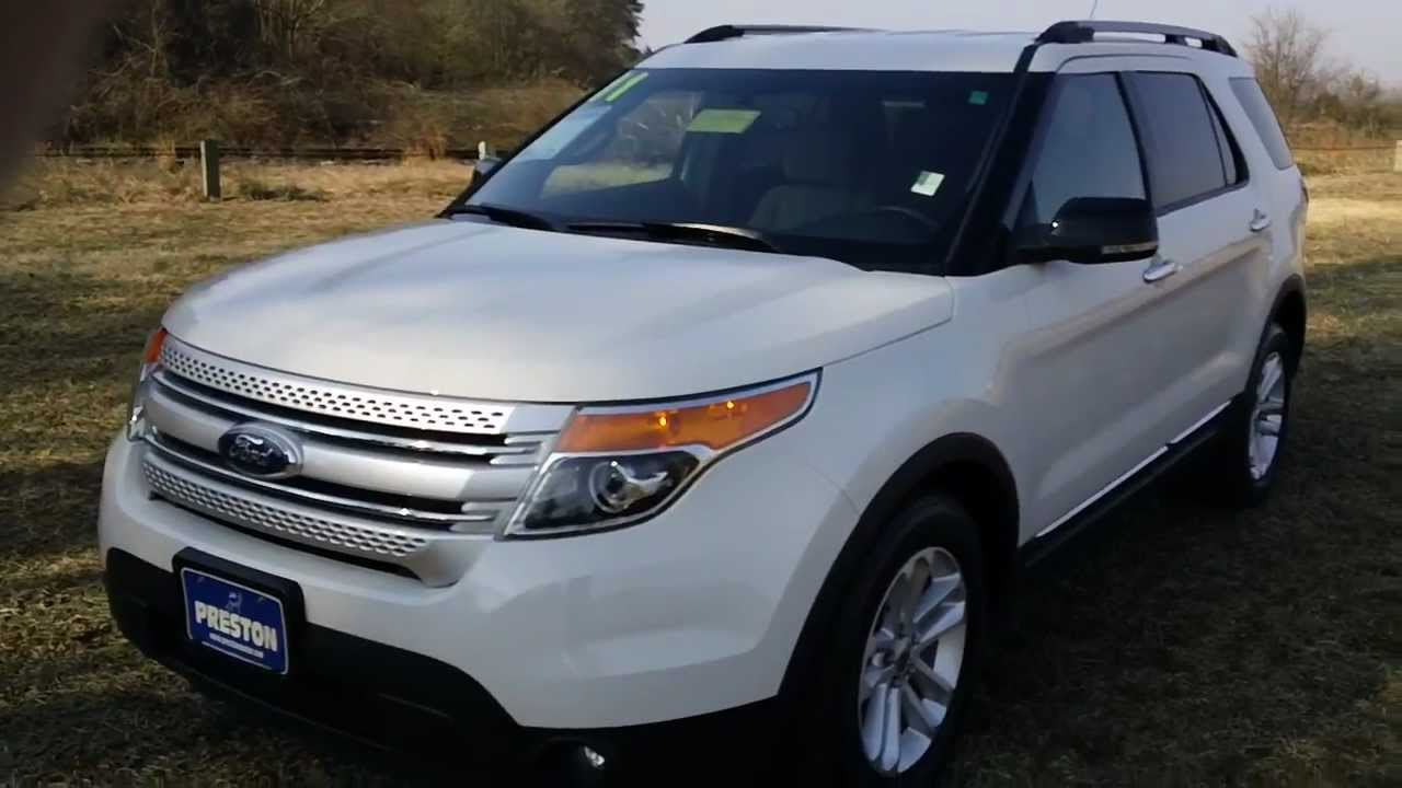 2011 Ford Explorer For Sale >> 2011 Ford Explorer Xlt Used Car Sale Maryland Ford Dealer Youtube