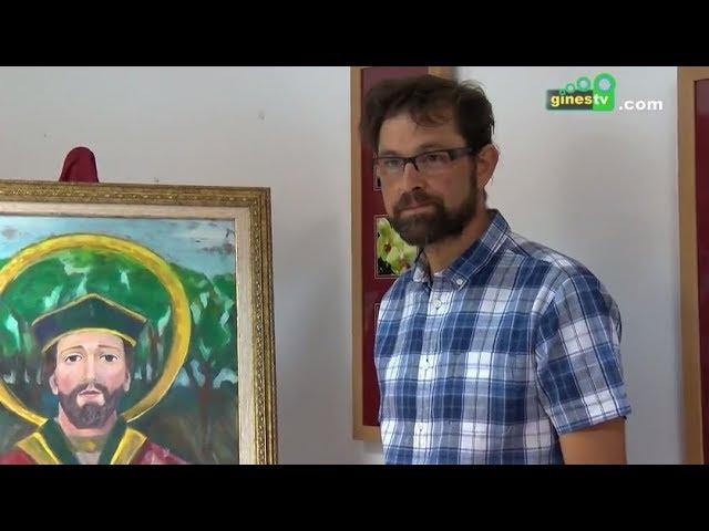 Ya se conoce el cartel anunciador de la Romería de San Ginés 2017, obra de Antonio Mateos Míguez