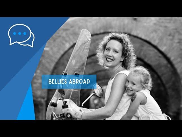 Kiersten Pilar Miller, Founder Bellies Abroad in Rome