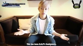 Video [ENG SUB] B.A.P ATTACK ! Earth Invasion Chapter 8 TAIPEI download MP3, 3GP, MP4, WEBM, AVI, FLV November 2017