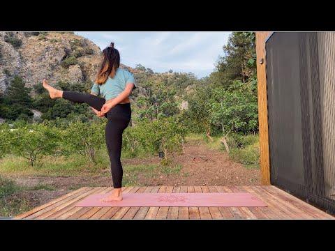 Yin Yoga - Her Seviye ~ Cihangir Yoga - İrem Güneş