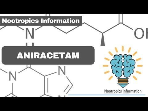 #aniracetam---#nootropics-information