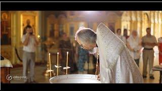 видеосъемка крестин