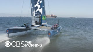 Inside the future of competitive sailing