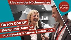 Cookit von Bosch - Küchenmaschine für intelligentes Kochen, Braten und ? - Erstkontakt