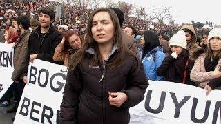 Berkin Elvan için adalet çağrısı - BBC TÜRKÇE