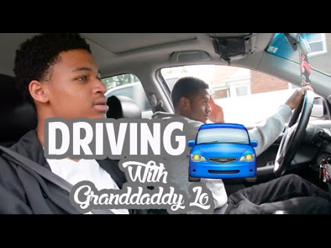 Driving With Granddaddy Lo