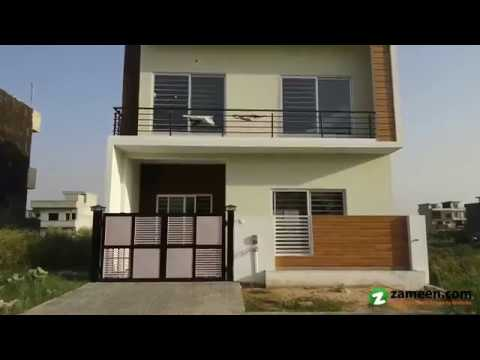 4 MARLA HOUSE FOR SALE IN D-12 ISLAMABAD