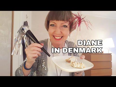 🇩🇰 How we celebrate New Year in Denmark! Godt Nytår!