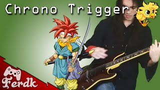 "Chrono Trigger - ""Battle with Magus"" 【Metal Guitar Cover】 by Ferdk"