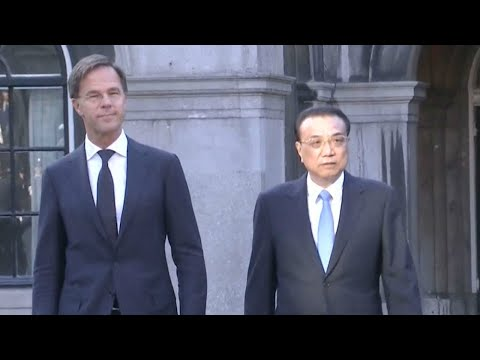 Chinese Premier and Dutch PM take steps to bolster bilateral trade