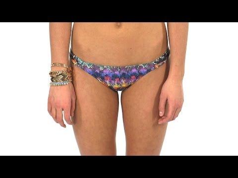 Sofia Pisac Drape Bottom | SwimOutlet.com