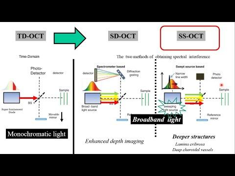 2021 OCT  in Glaucoma (1) : OCT physics