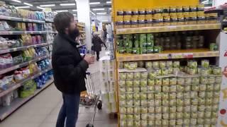 АКЦИЯ! Как заманивают покупателей(гипермаркет ЛЕНТА)
