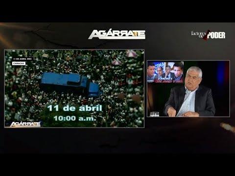 """""""EN VENEZUELA HUBO OPOSICIÓN HASTA EL 11 DE ABRIL DE 2002"""": CARLOS ORTEGA"""