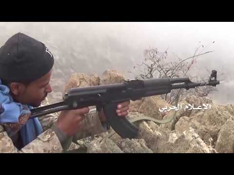 Yemeni joint forces foiled and an infiltration for the paid fighters and defeated them from two occu