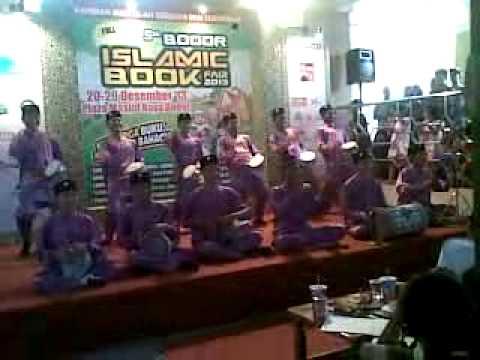 Marawis El Hijaz Bogor festival Masjid Raya Bogor
