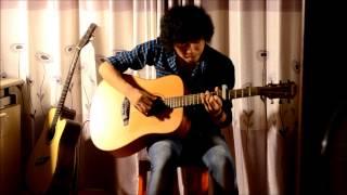 Futari No Kimochi (Inuyasha OST) - Rio Sun (Finger Style Cover)