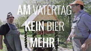 Sepp Bumsinger und der unaussaufbare Riesenträger Arschlecken350 am Vatertag