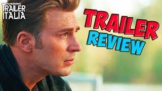 AVENGERS 4 ENDGAME | Trailer Review del Film Marvel 2019