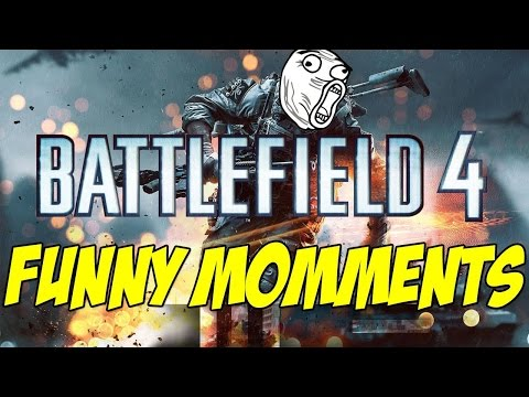 EXPLOSIVE SHOTGUN ROUNDS! - (BF4 FUNNY MOMENTS)
