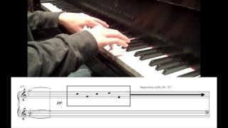 Main Theme from American Beauty - Thomas Newman (piano arrangement)