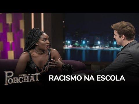 IZA Relembra Casos De Racismo Que Sofreu Na Escola
