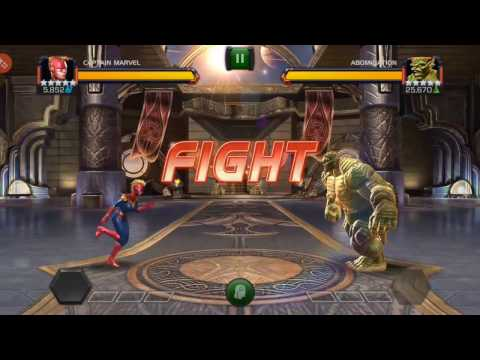 MCOC - Road to Labyrinth 4.6