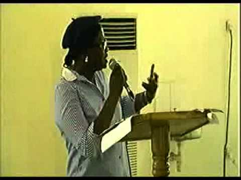 2009 Conference (Pastor (Mrs) Obanure - Life and Etiquette)