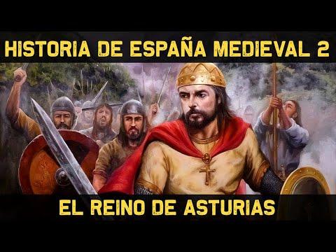 ESPAÑA 3: Edad Media (2ª parte) - Los Reinos de Asturias y Pamplona vs. el Emirato de Córdoba
